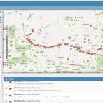 web login satellite tracking, GPS satellite tracker, web reports satellite tracking