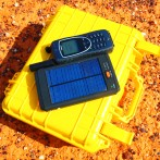 water proof, dust proof, rugged for the outback Australia