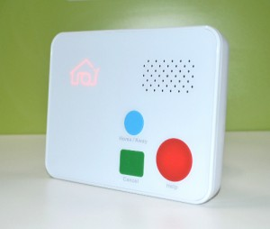 SOS security alarm, portable SOS panic button, safety security alarm with emergency SOS