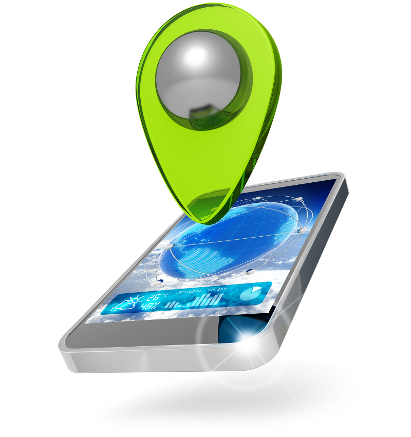 GPS Tracking APP for smartphones