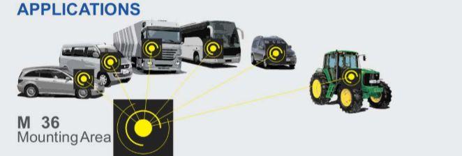 3G 4G GPS fleet car tracker, Future proof 3G 4G GPS tracker