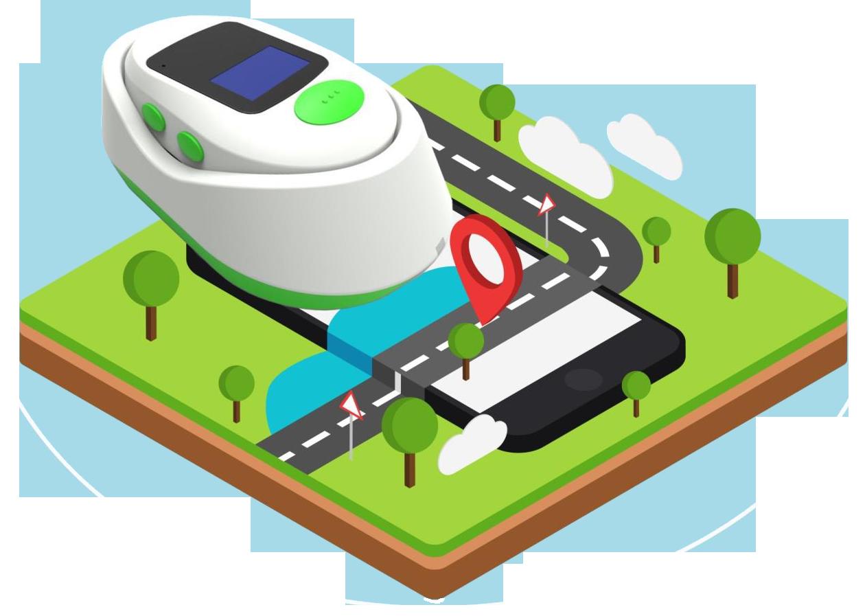 LTE Cat M1 4G GPS,UCANC 4G GPS,4G GPS SOS Alarm