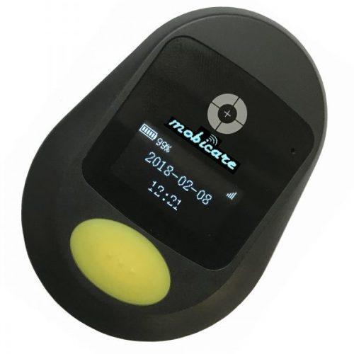 4G CAT-M1 (IoT) GPS SOS Alarm,24/7 security company monitoring,4G LTE portable SOS alarm