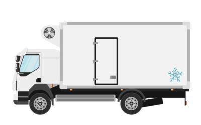 GPS Fleet Solution: Cold Chain Logistics Bluetooth Temperature Sensor