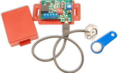 GPS Fleet Solution: 4G GPS Driver ID System
